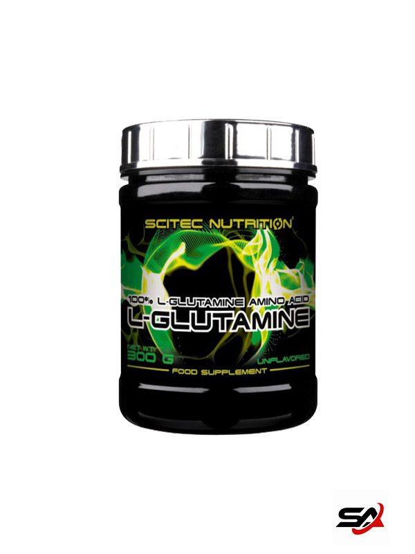 Scitec – 100% L-Glutamine - Supplement Albania
