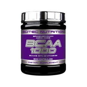 Scitec – BCAA 1000-supplementalbania.com