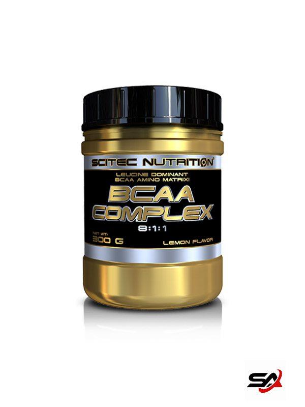Scitec – BCAA Complex-supplementalbania.com
