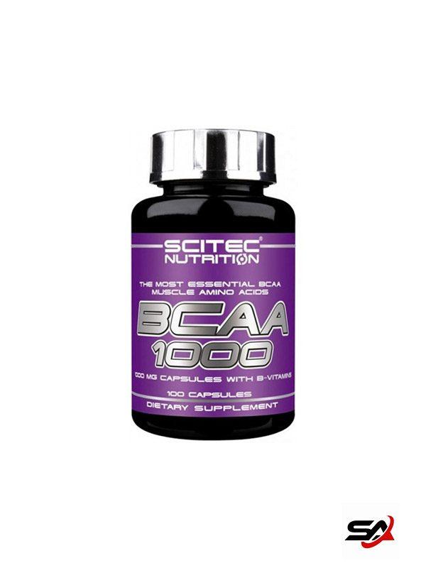 Scitec – BCAA 1000- supplementalbania.com